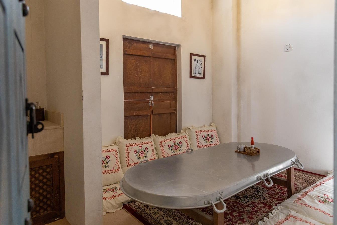 Al Fanar Al Barsha private seating room