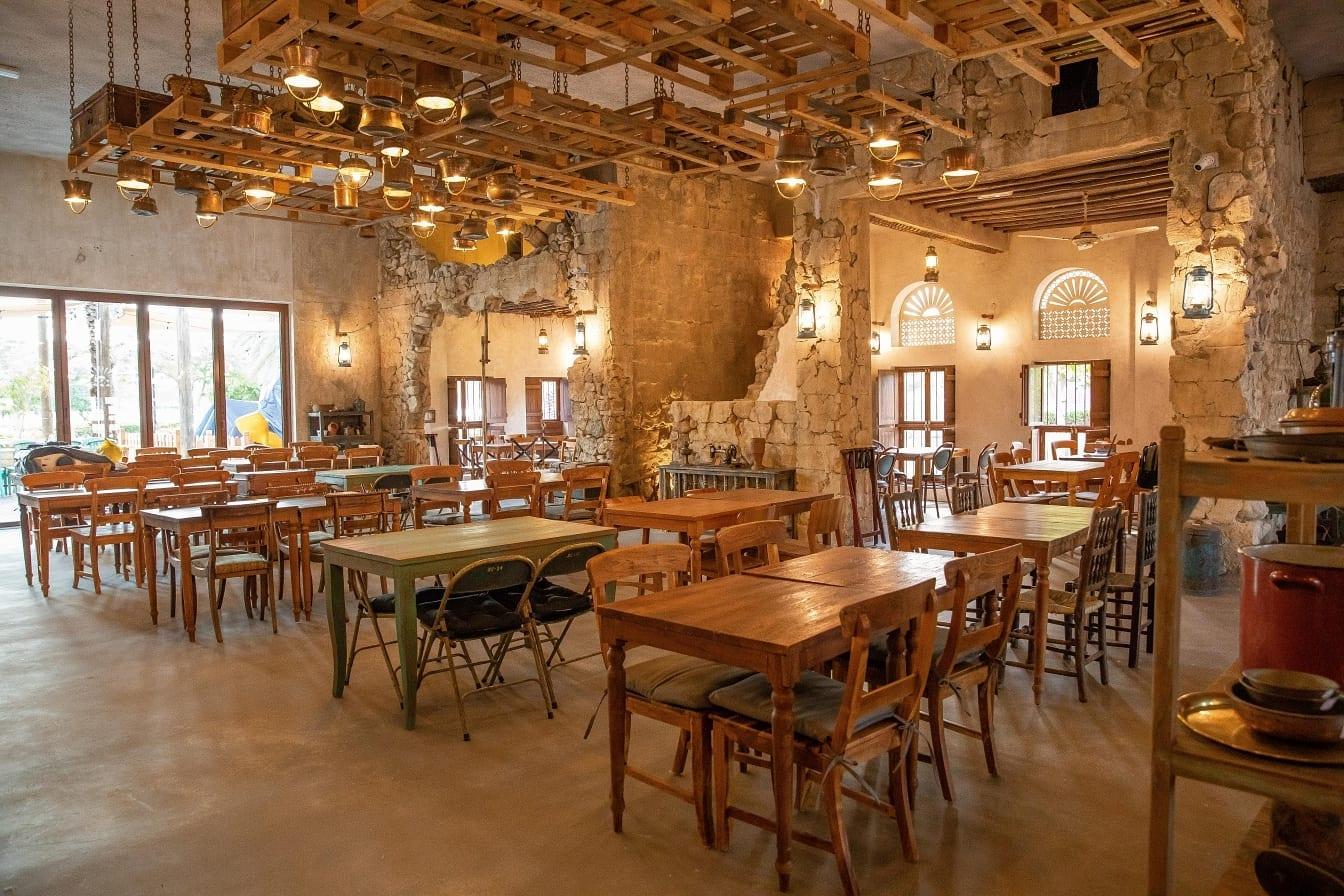 Al Barsha Indoor seating