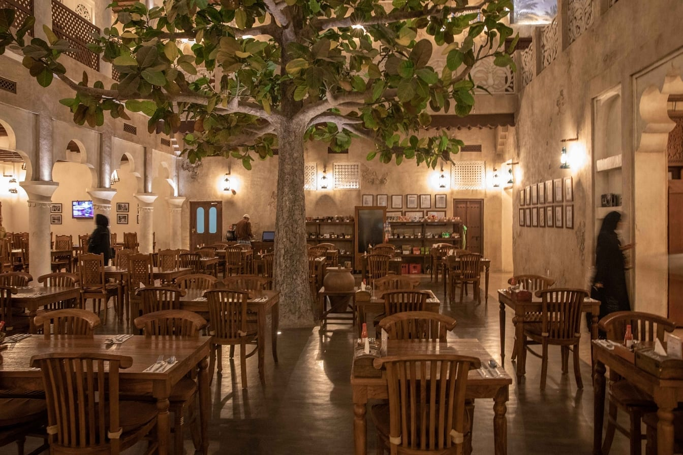 Al Fanar Al Ain Indoor Seating