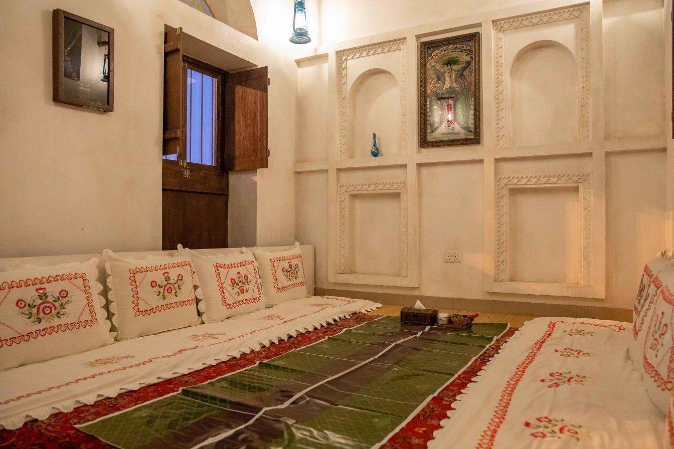 Al Fanar Al Ain Indoor private Seating