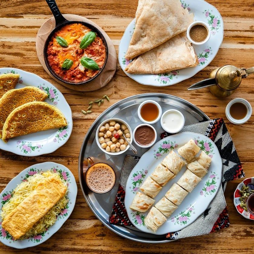 Al Fanar Breakfast