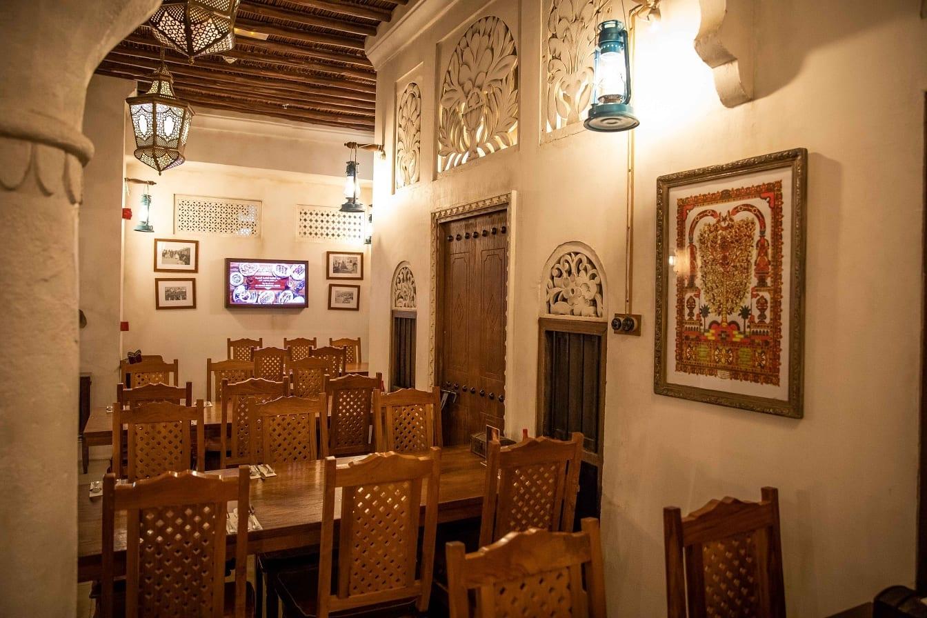Al Fanar Dubai Festival City DFC Indoor